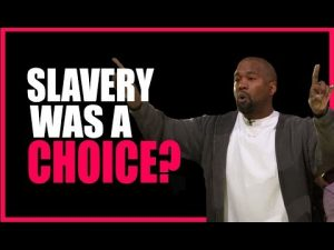 400 Years of Slavery, A Choice?
