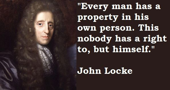 John Locke's Ideas on Property in a Modern World