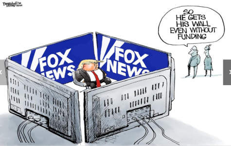 The media wall; do American voters have a media problem?
