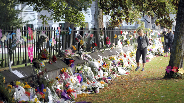 New Zealand Mosque Shooting-The Spread of Extremism and Quick Reactions for Peace