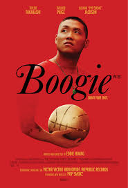 Boogie: Opening March 5th 2021