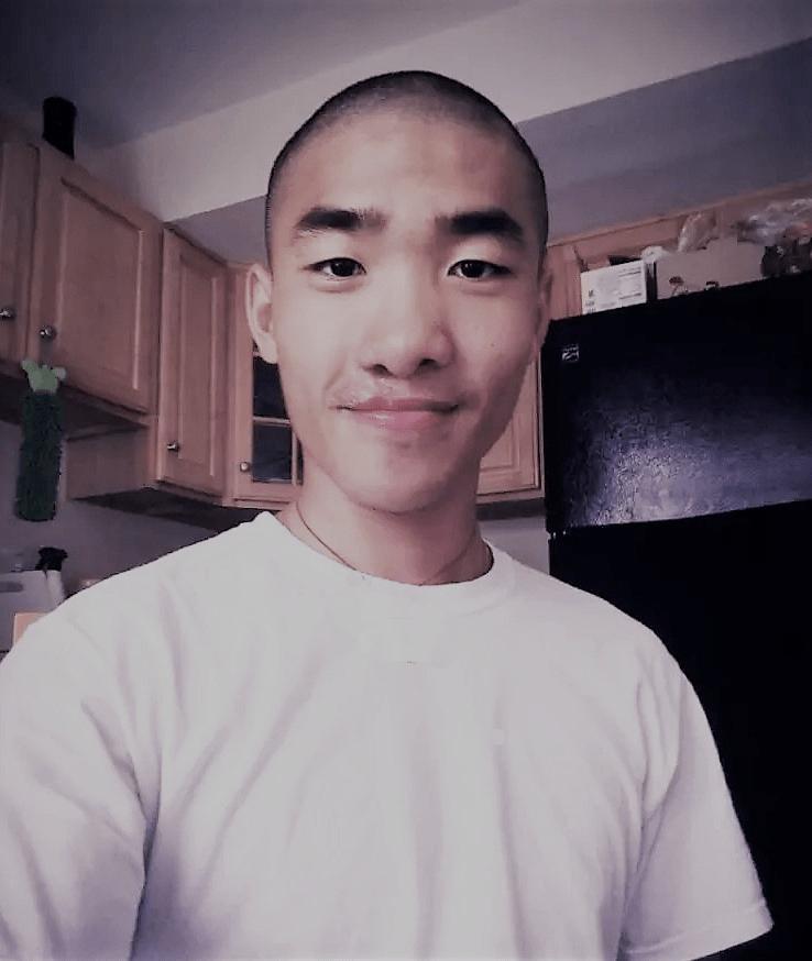 2021 Student Peace Award Winner Kunming Chen