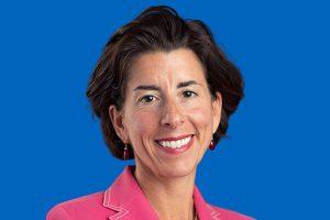 Gina Raimonda, Secretary of commerce