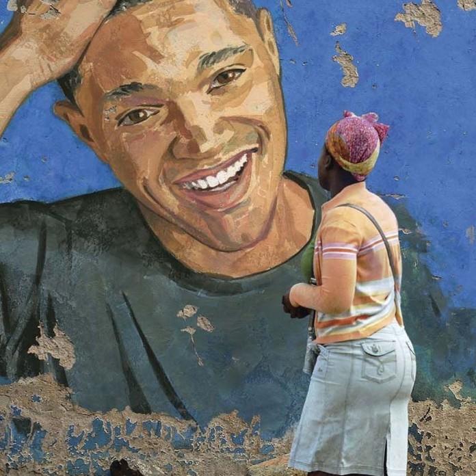 The+Power+of+Memoir%3B+Trevor+Noah+Faces+Adversity+with+a+Smile