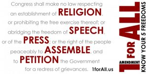 Citizenship and The First Amendment; A Balance of Power