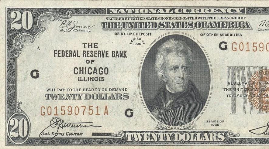 Women on the 20$?