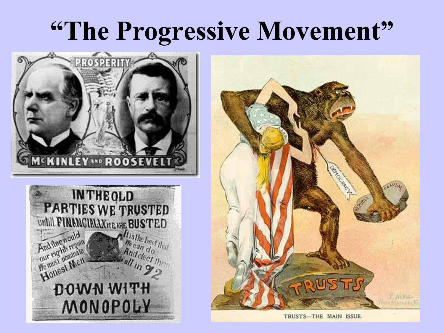 progressivism and the progressive Learn about tr's progressive era reform inititives as well as his legacy in environment and book talks and e-lectures by historians, and historical maps, music, newspaper articles, and images the progressive section leads to maps high school level quiz on progressivism from prentice.