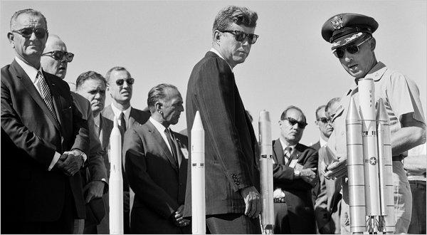 John F. Kennedy Space Program