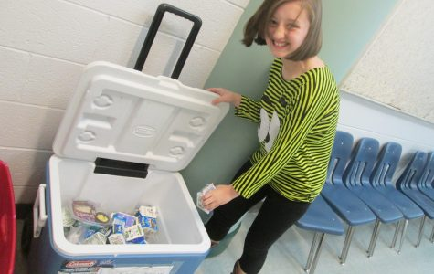 Hunger:  Centreville Elementary Looking for Drivers to Help the Hungry