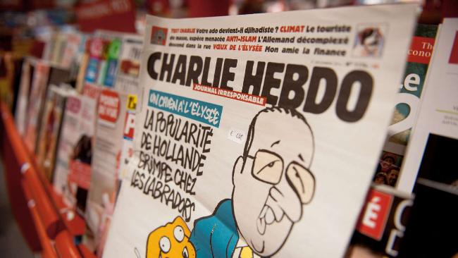 Who Is Charlie  Hebdo? (Comparative Government and the 1st Amendment)