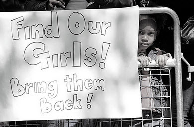Kidnapped Girls In Nigeria
