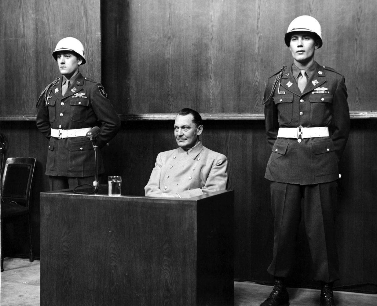 Nuremberg+Trials+1945-1949
