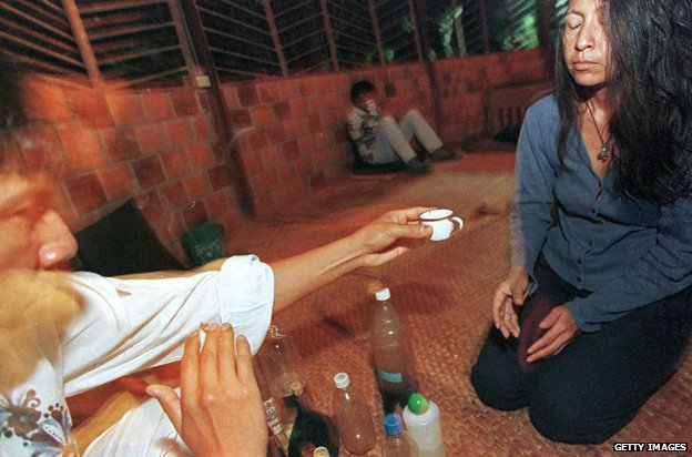 Why do people consume Ayahuasca?