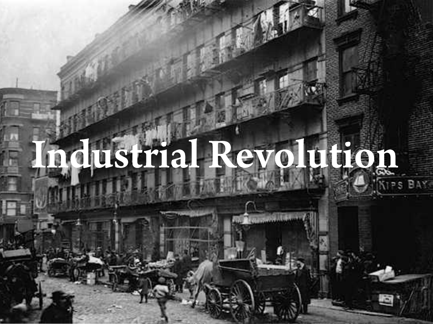 how were the evils of the industrial revolution addressed in england Child labor during the british industrial revolution carolyn tuttle, lake forest college during the late eighteenth and early nineteenth centuries great britain.