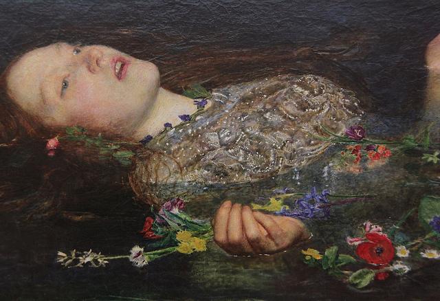 Hamlet's Ophelia