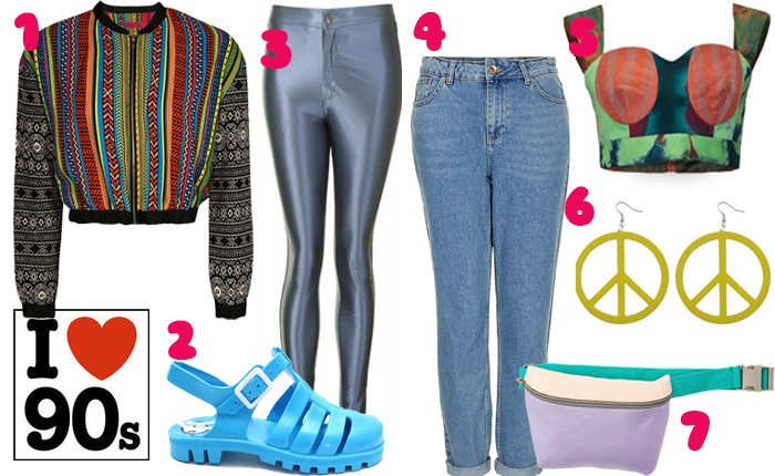 90s style clothes grunge