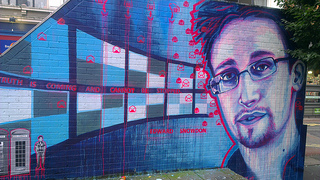 Edward Snowden Speaks Out