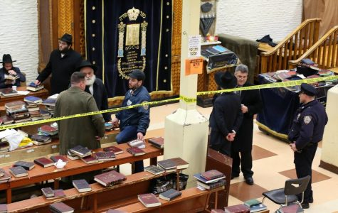 Intruder Killed by Police, Stabbed A Student in NYC Synagogue