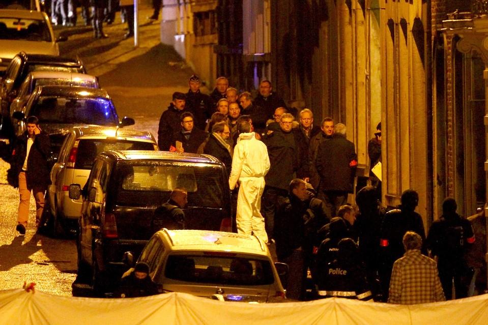 Belgian Police Arrest 13 in Antiterror Raids