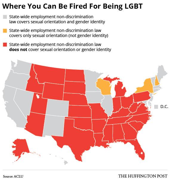 America Divided Over LGBT