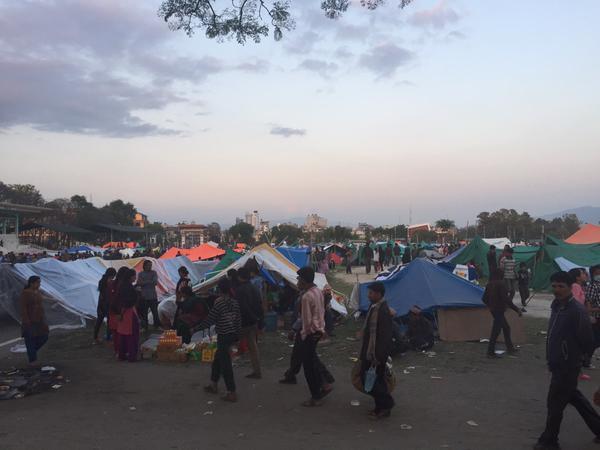 Nepal earthquake: Deaths increase rapidly