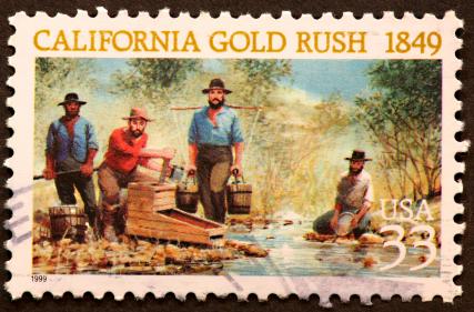 1849 California Gold Rush