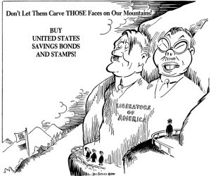 Dr. Seuss Political Cartoon