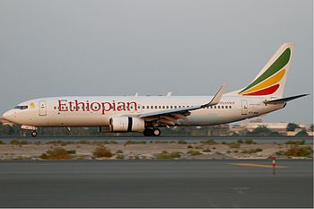 Ethiopian Plane Hijacked to Geneva by Co-Pilot