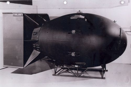 Victory with the Drop of 2 Atomic Bombs