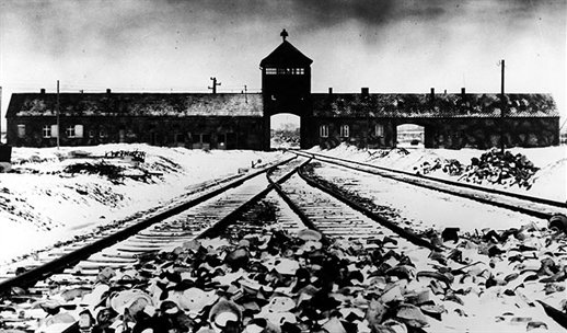 World War II Ends a Horrible Holocaust in 1945