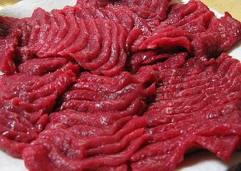 Horse Meat Banned