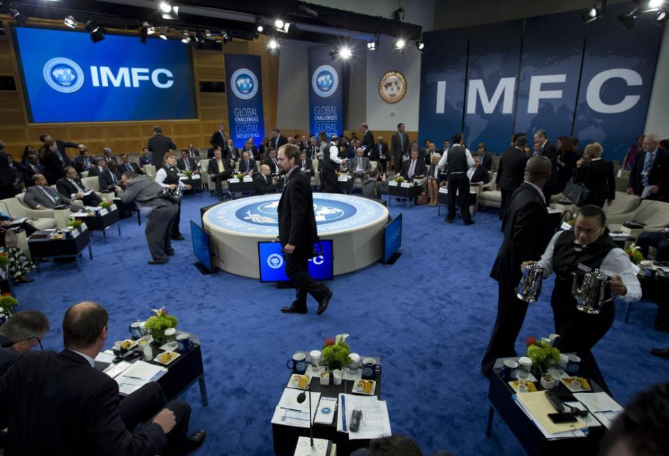 Threats to Global Economy