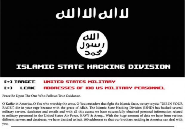 Social Media Threat As Terrorists Tweet