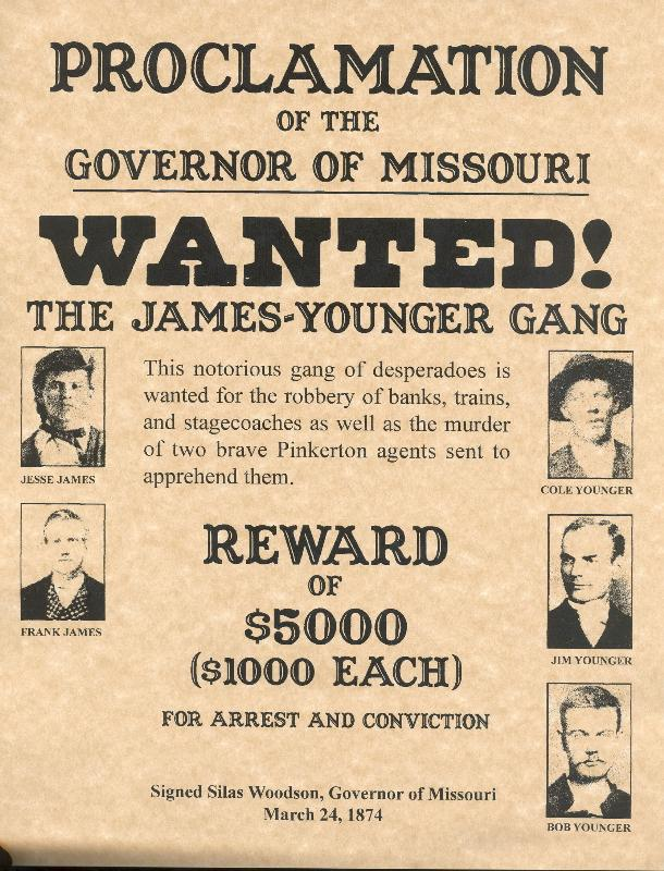 America's Admirable Outlaw: Jesse James