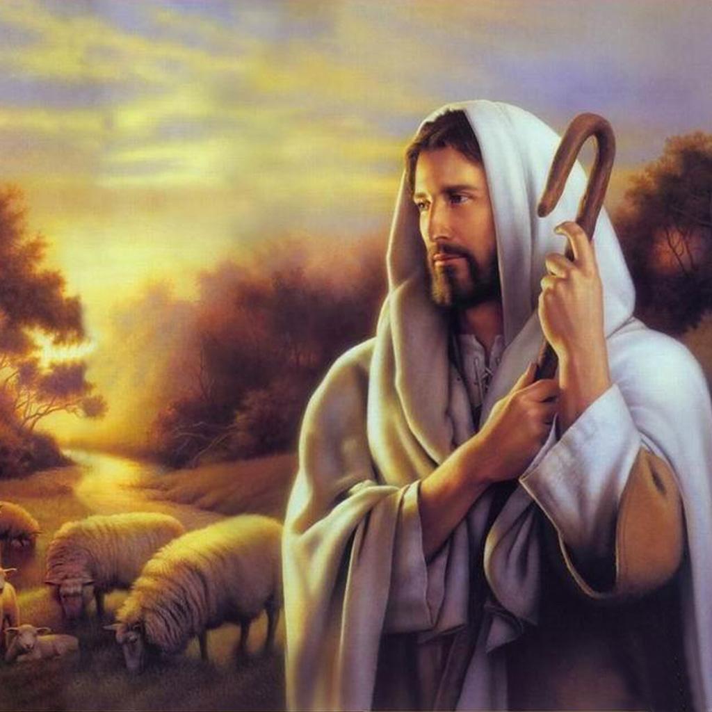 Jesus resurrection mountain view mirror - Wallpaper de jesus ...