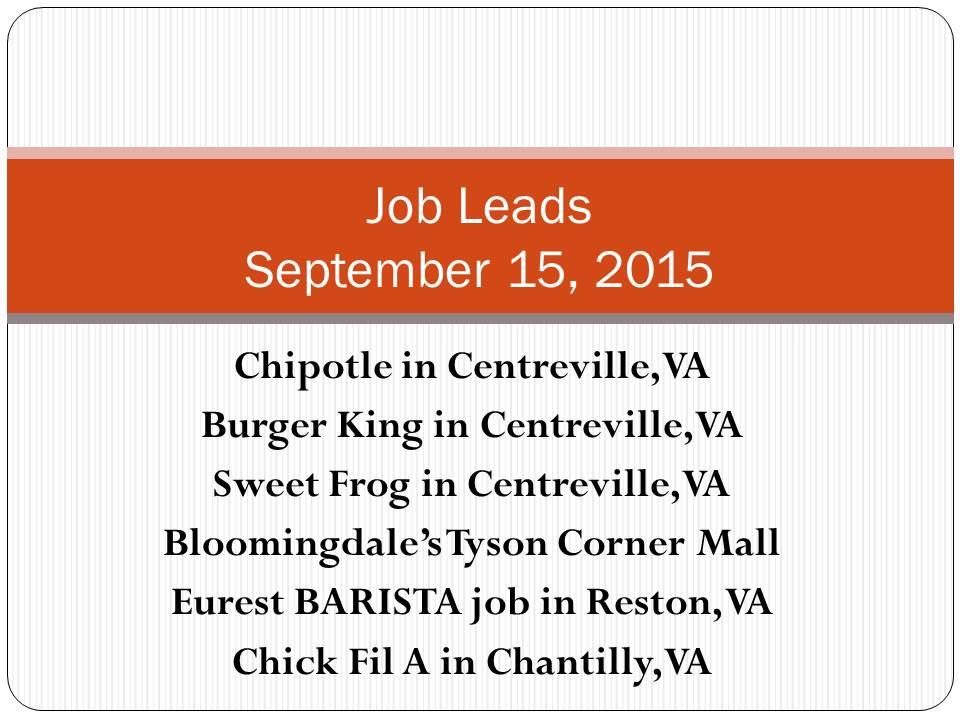 Job+Leads