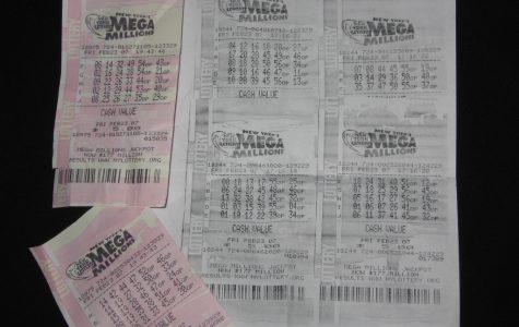 Mega Million tickets