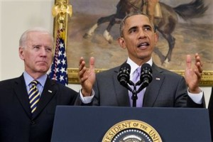 Obama states he is open to changes to military authority against IS