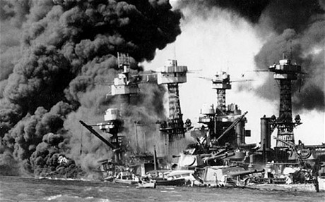Pearl Harbor brings USA into WWII; Was it Inevitable?