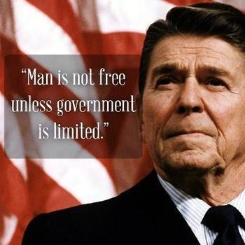 Ronald Reagan!