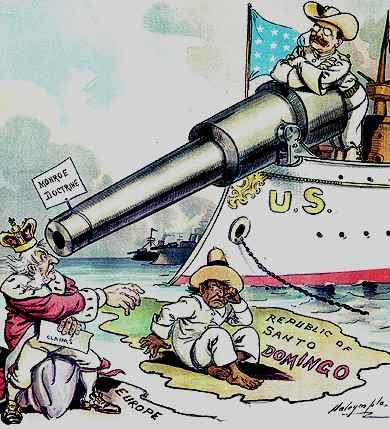 Roosevelt Corollary And Dollar Diplomacy
