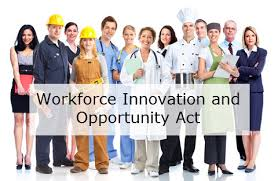 Workforce Innovation and Opportunity Act : WIOA (Formerly WIA)