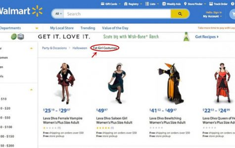 "Walmart apologizes for ""Fat Girl Costumes"""