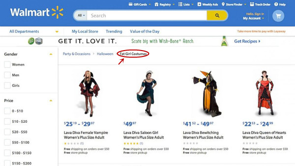 Walmart apologizes for