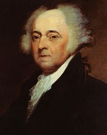 John Adams, The Second President