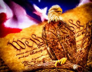 bald-eagle-with-american-flag-and-constitution-art-landscape-andres-ramos