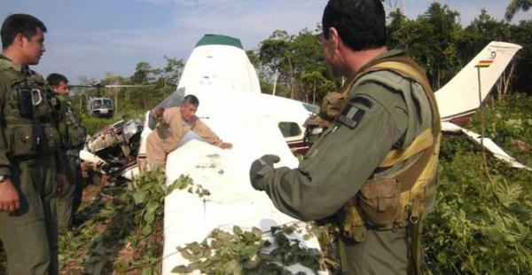 Corruption and the Drug Game in Bolivia