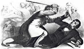 The 1856 Caning of Charles Sumner