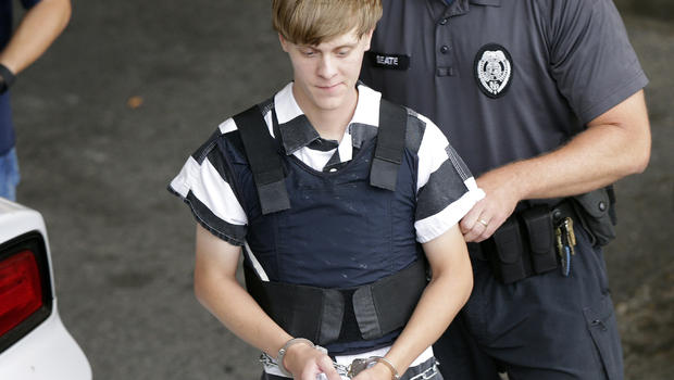 Who is Dylann Roof?