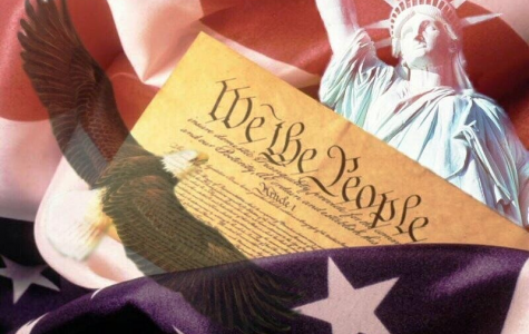 The Constitution is born in 1787